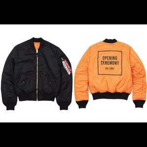 Alpha industries x Opening Ceremony Bomber Jacket
